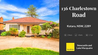 136 Charlestown Road Kotara