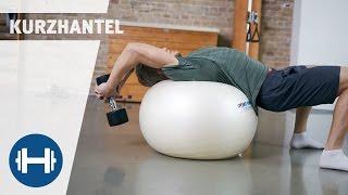 Übungen für das Kurzhanteltraining | Fitness & Kraftsport | Sport-Thieme