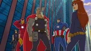 """Команда """"Мстители"""" - Мстители: это невозможно! - Сезон 1, Серия 12   Marvel"""