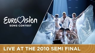 Miro - Angel Si Ti (Bulgaria) Live 2010 Eurovision Song Contest