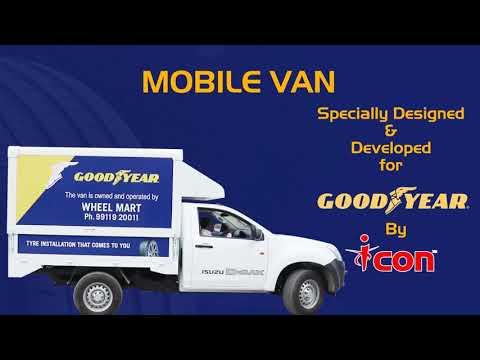 GoodYear Mobile Service Van