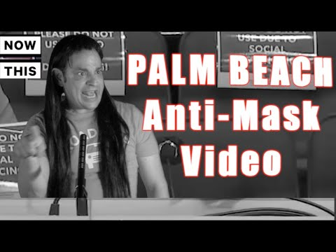 "Someone Made A Parody of the ""Florida's Anti-Maskers Are Taking A Stand"" video"
