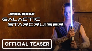 Star Wars: Galactic Starcruiser - Official Realistic Lightsaber Teaser Trailer by IGN
