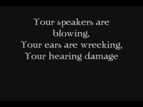 Hearing Damage - Thom Yorke with lyrics