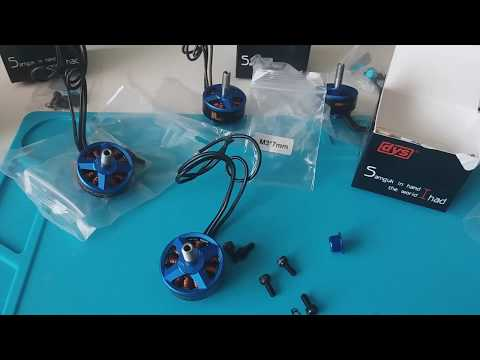 DYS Samguk Series Wei 2207 2300KV 2600KV 3-4S Brushless Motor for RC Drone FPV Racing from Banggood