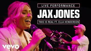 Jax Jones, Ella Henderson   This Is Real (VEVO Session) Ft. Ella Henderson