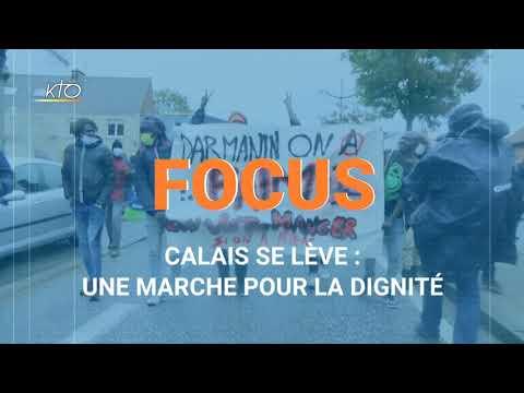 Calais se lève : une marche pour la dignité