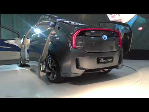 大馬第二轎車 的概念新車 看完都覺得大馬真的有這么進步嗎