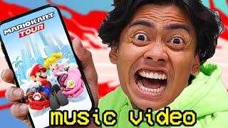 I Love Mario Kart Tour (Official Music Video) | Guava Juice