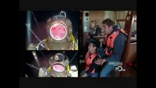 Coolest Myth Ever! Deep Sea Diver CRUSHED