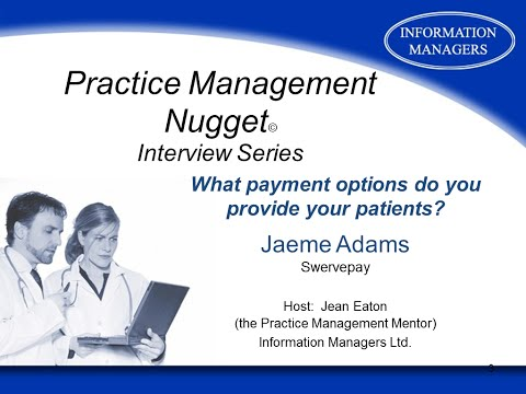 , title : 'What payment options do you provide patients?