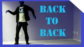 Drake Back To Back Freestyle Dance MUST SEE!!!