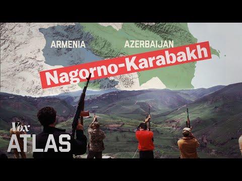Válka Arménie a Ázerbájdžánu