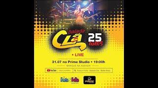 Balada Clã - Live 25 anos