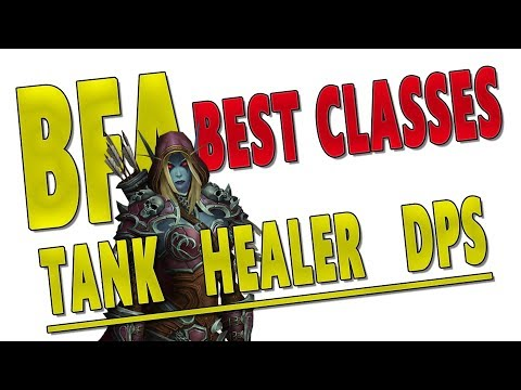 Download BfA BEST CLASSES & SPECS (Tanks | Healers | DPS) | Mythic+ Top Class Ranking | Battle for Azeroth HD Mp4 3GP Video and MP3