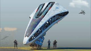 15 Most Unusual Flying Vehicles That Will Change The World!