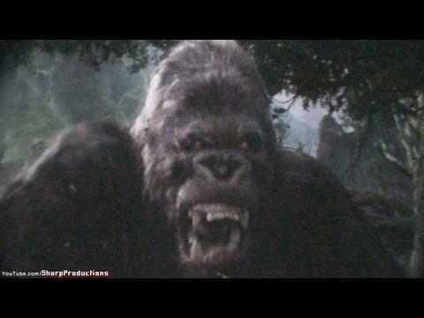 King Kong 360 3D: Return to Skull Island Universal Studios Hollywood Studio Tour