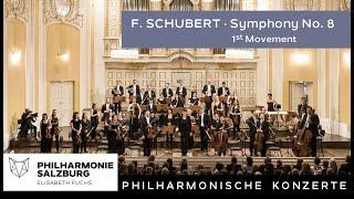 Schubert: Symphony No. 8・1st Movement ・'Unfinished - Unvollendete'・Philharmonie Salzburg
