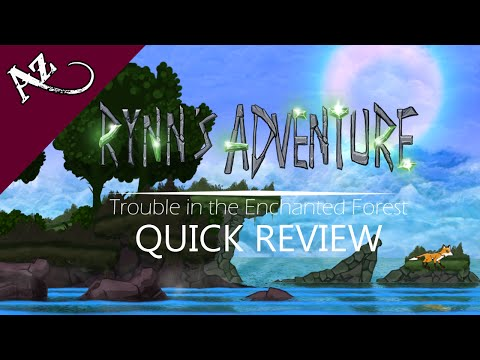 Rynn's Adventure: Trouble in the Enchanted Forest - Quick Game Review video thumbnail