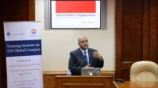 StakeHolders Engagement Part 1