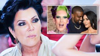 Kris Jenner Reacts To Jeffree Star Rumors Amid The Kim Kardashian Divorce Drama