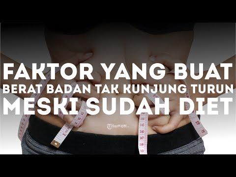 Anda kehilangan berat badan dalam 10 hari di 10 ru