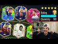 😱 IL MIO DRAFT PIÙ BELLO !!! 194 RATED FUT DRAFT CHALLENGE - FIFA 21 ULTIMATE TEAM ITA