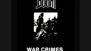 Doom - War Crimes-Inhuman Beings LP