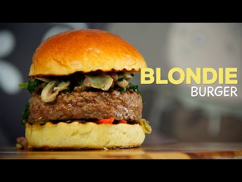 Blondie Burguer
