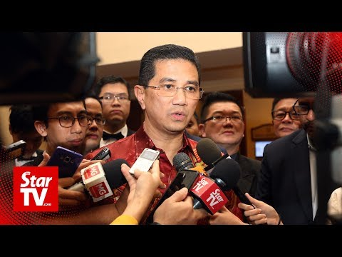 Azmin: Party members should be free to speak if supported by the facts