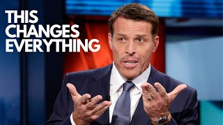 How to overcome adversity with Tony Robbins