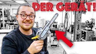 Die GEILSTE Schleifmaschine?