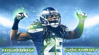 Richard Sherman Highlights Mix
