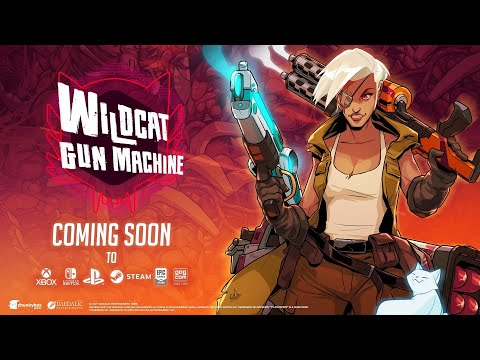 Trailer d'annonce de Wildcat Gun Machine