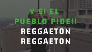 J Balvin   Reggaeton LETRA OFICIAL 💃🎶