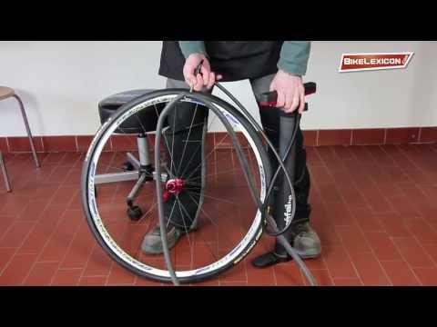 Fahrradschlauch/ Fahrradreifen richtig wechseln/ montieren