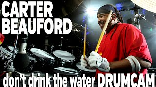 Artist Spotlight: Carter Beauford (Don't Drink The Water)
