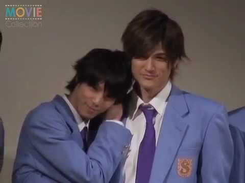 Takumi kun preview talk pose daimao sweet pose