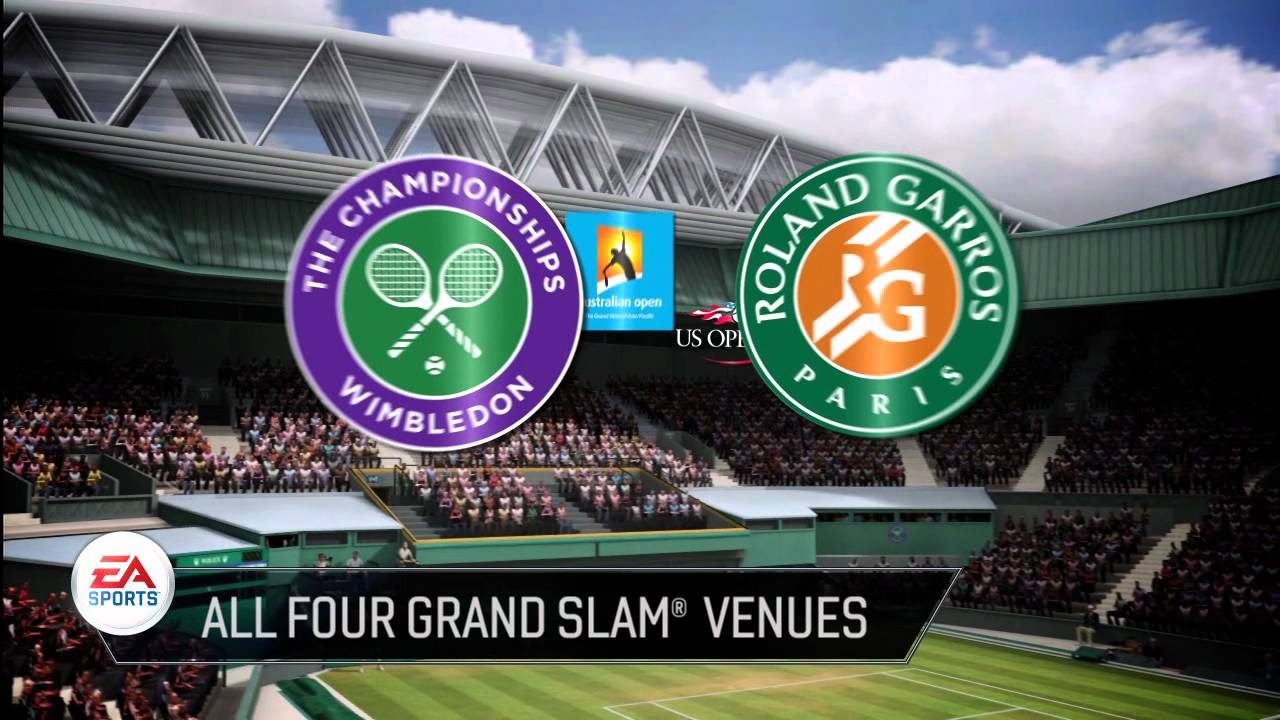 Experience Wimbledon this February, Only Through Grand Slam Tennis 2
