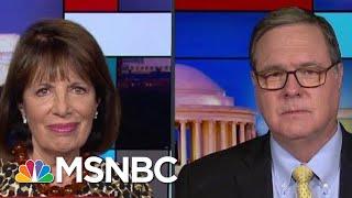 Congress Prioritizes Protecting President Donald Trump Impeachment Witnesses   Rachel Maddow   MSNBC