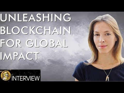 Monetary Freedom & Unleashing Blockchain's Power with Galia Benartzi - EOS, Ethereum, Tron, Bancor