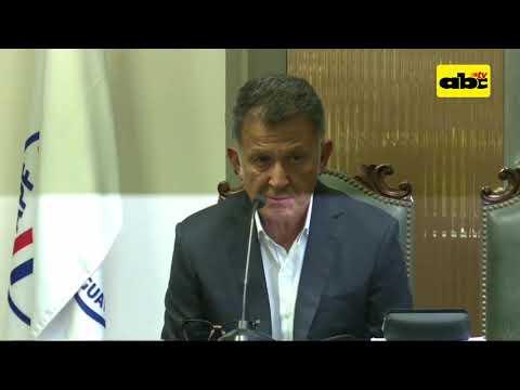Osorio fuera de la seleccion Paraguaya