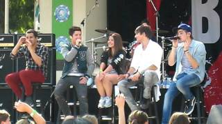 Worldwide (Live and Acoustic) - Big Time Rush