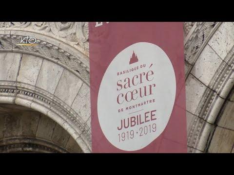 Le Sacré Coeur de Montmartre fête ses 100 ans !