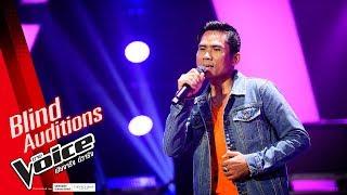 เส - เต้ยสาวจันทร์กั้งโกบ - Blind Auditions - The Voice Thailand 2018 - 17 Dec 2018