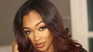 Miracle Watts Go To Sexy Night Out Full Face Makeup Tutorial