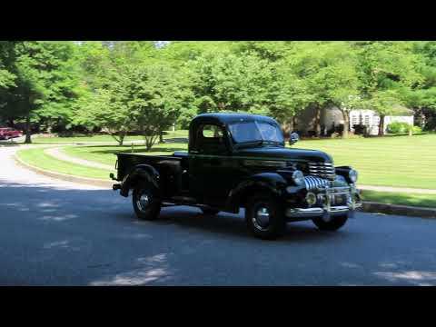 Video of '46 Pickup - PZ99