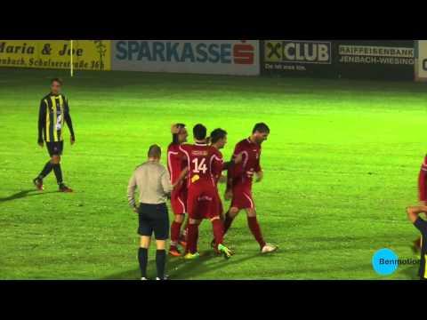 6.Runde UPC Tiroler Liga SK Jenbach vs. SV Matrei