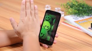 Ulefone U007 - Off-screen Gestures and Air Gesture