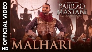 Malhari - Song Video - Bajirao Mastani